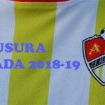 Clausura CP Alertanavia temporada 2018-19