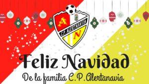 Felicitación Navidada 2018 C.P. Alertanavia