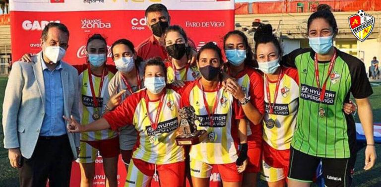 Equipo Femenino Campeón Vigo Cup 2021