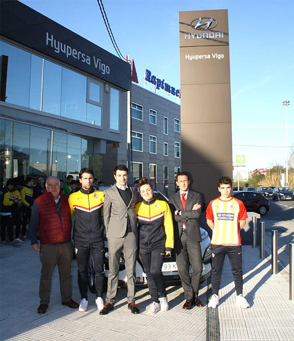 Hyupersa-Vigo patrocinador del C.P. Alertanavia