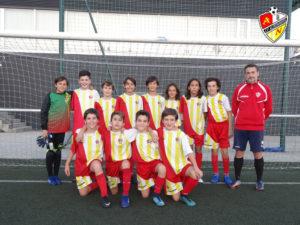 Equipo Alevín A del C.P. Alertanavia (Temporada 2018-19)