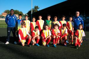Equipo Alevín B del C.P. Alertanavia (Temporada 2017-18)