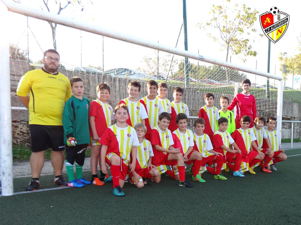 Equipo Benjamín A del C.P. Alertanavia (Temporada 2018-19)