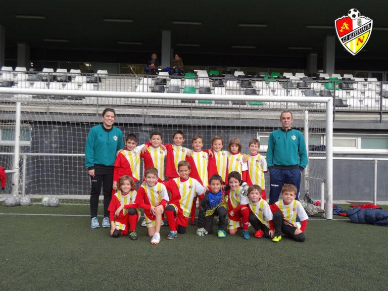 Equipo Benjamín C del C.P. Alertanavia (Temporada 2018-19)