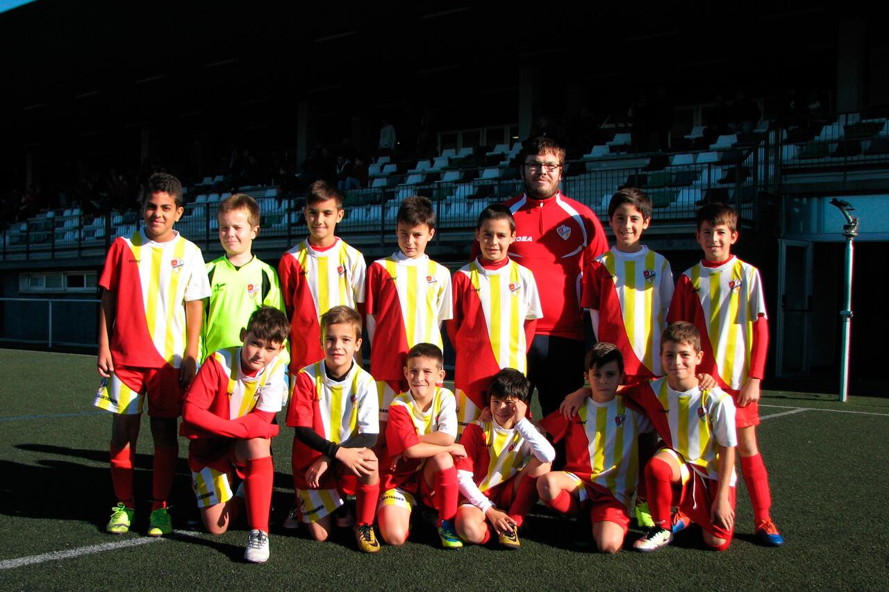 Equipo Benjamín A del C.P. Alertanavia (Temporada 2017-18)