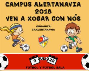 Campus Verano 2018 - C.P. Alertanavia