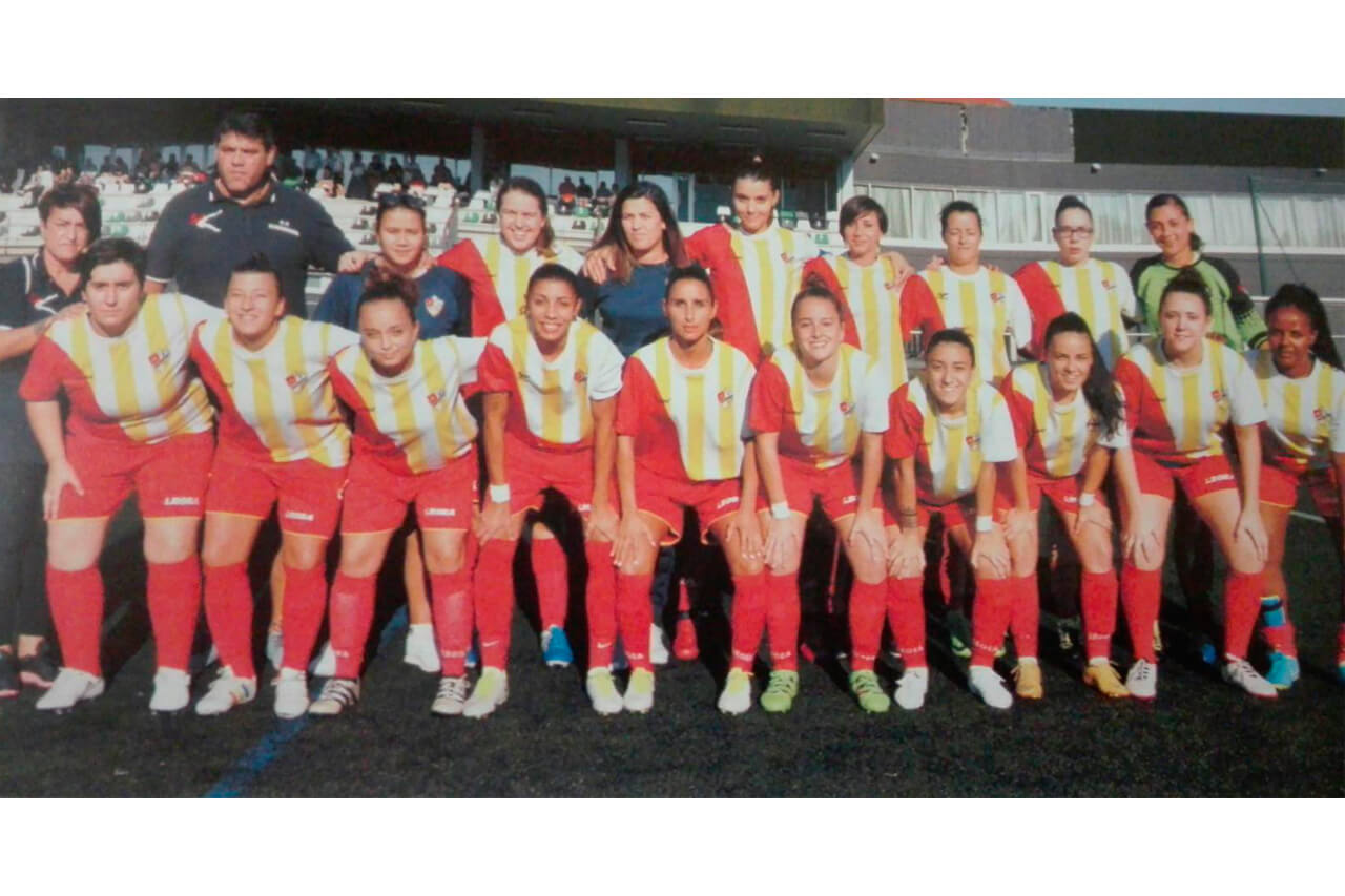Equipo Femenino del C.P. Alertanavia (Temporada 2017-18)