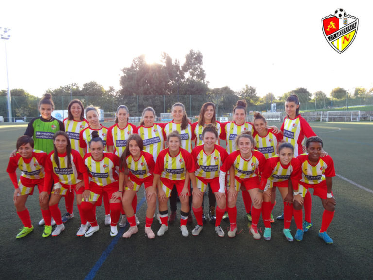 Equipo Femenino del C.P. Alertanavia (Temporada 2018-19)