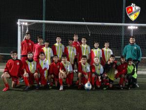 Equipo Infantil C del C.P. Alertanavia (Temporada 2018-19)