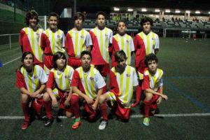 Equipo Infantil B del C.P. Alertanavia (Temporada 2017-18)