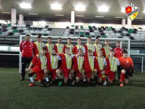 Equipo Juvenil A del C.P. Alertanavia (Temporada 2018-19)