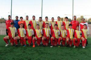 Equipo Juvenil A del C.P. Alertanavia (Temporada 2017-18)