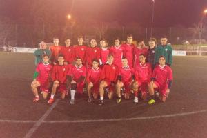 Equipo Juvenil B del C.P. Alertanavia (Temporada 2017-18)