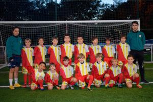 Equipo Prebenjamín B del C.P. Alertanavia (Temporada 2017-18)
