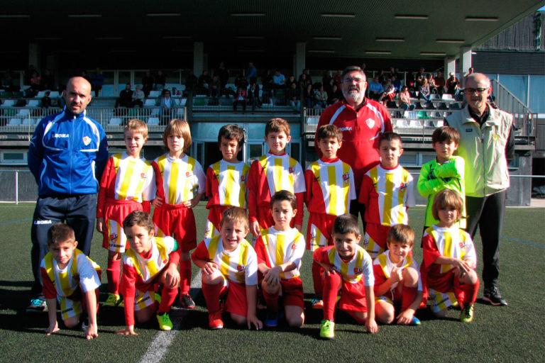 Equipo Prebenjamín C del C.P. Alertanavia (Temporada 2017-18)