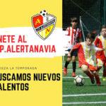 Únete al C.P. Alertanavia (Temporada 2019-20)