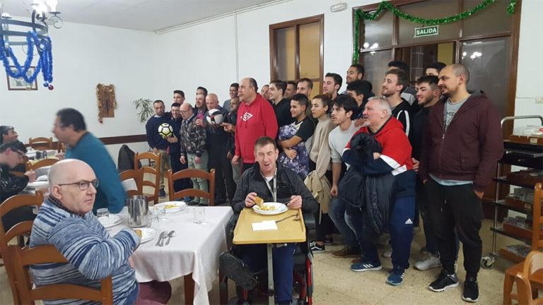 Visita Navidad 2018 San Rafael